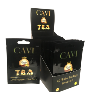 Cavi Tea 50MG Tea Bag