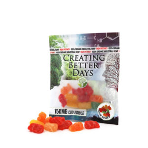 150 MG CBD Sour Bears