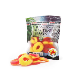 150 MG CBD Peach Rings