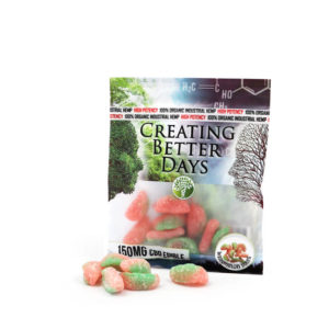 150 MG CBD Watermelon Slices