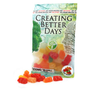 300 MG CBD Sour Bears