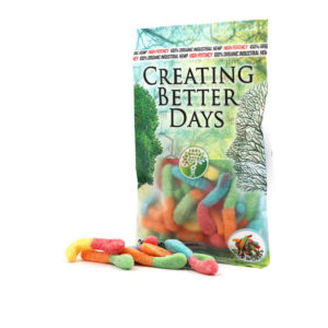 300 MG CBD Sour Worms