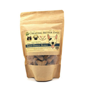 150 MG CBD Dog Bones Treats