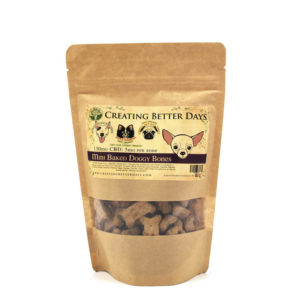 150 MG CBD Mini Dog Bones Treats