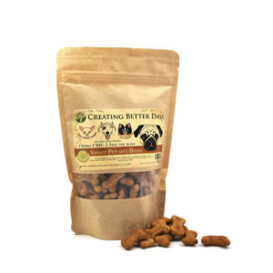 150 MG CBD Sweet Potato Dog Treats Organic