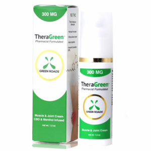 Thera Green Roads Pain Cream 300