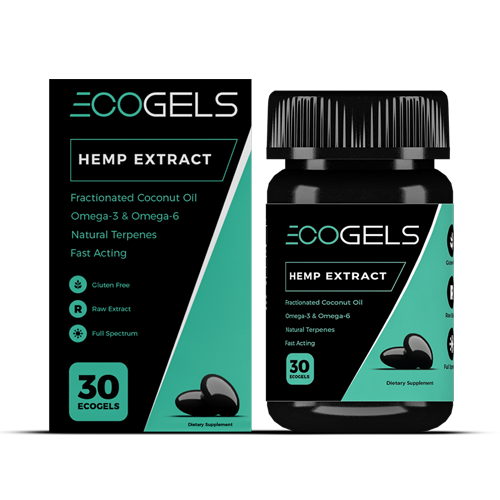 Ecogels 30ct With Box