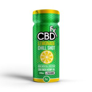 Cbdfx Chill Lemonade Shot