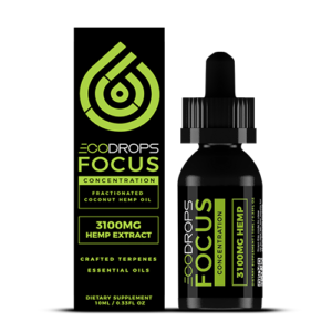Ecodrop Focus Box 10ml