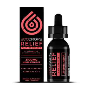 Ecodrop Relief Box 10ml
