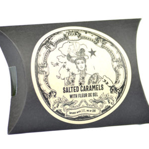 Salted Carmels Ith Fluer De Sel 100mg