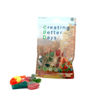 Creating Better Days Cbd Gummies Variety Pack 300