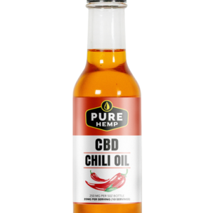 Pure Hemp Chili Oil