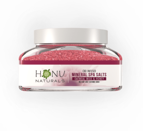 Honu 360mg Mineral Spa Salts