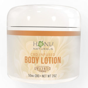 Honu Cbd Infused Body Lotion Unscented