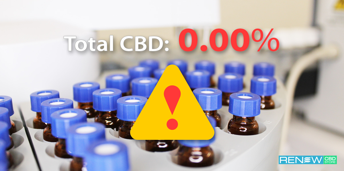 Don't Be A Victim Of Fake Or Inferior Cbd Products, Inspect Cbd Lab Testing Certification