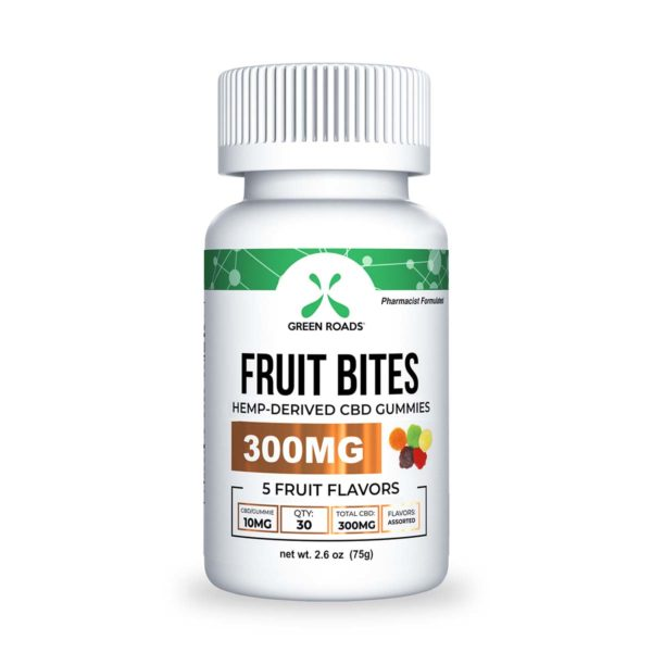 Fruitbites300mg